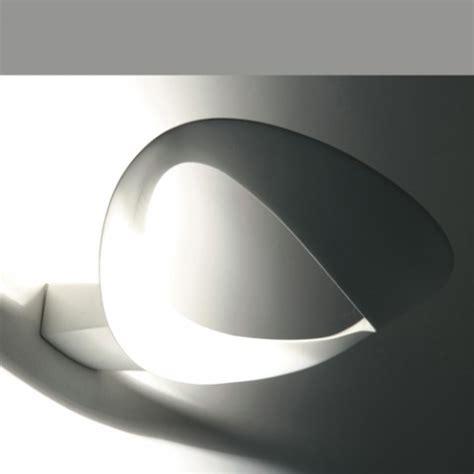 applique mesmeri artemide applique murale mesmeri halog 200 ne gris de artemide