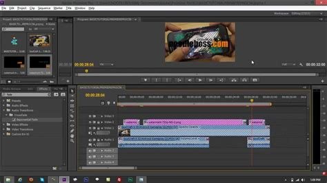 tutorial in adobe premiere cs6 adobe premiere pro cs6 basic tutorial for beginners youtube