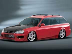 Subaru Wagons Subaru Legacy Wagon Stance Image 233