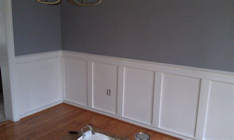 Composite Wainscoting Panels Wainscot Panels Lowes Decor Easy Way To