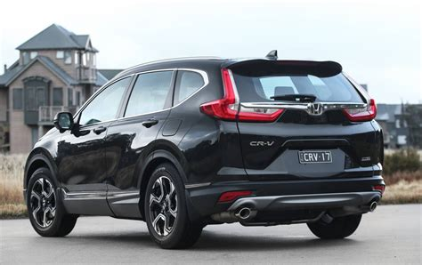 honda crv 2018 honda cr v pricing and specification confirmed