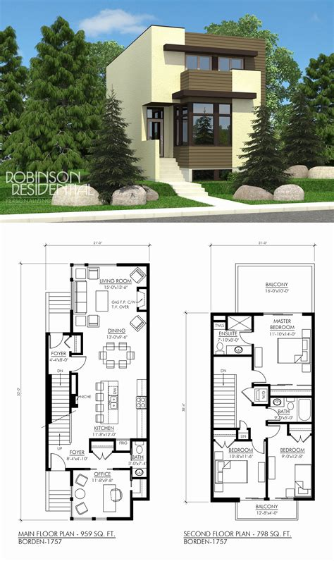 Plans For House by New Two Storey House Plans For Corner Blocks House Plan