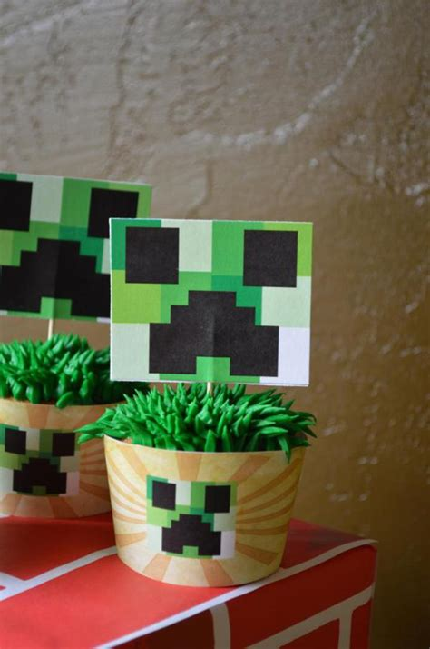 Minecraft Decorations by Kara S Ideas Vintage Minecraft Boy