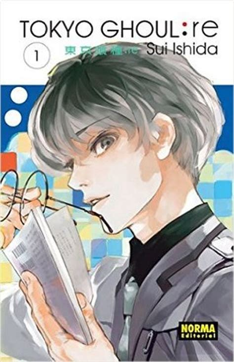 tokyo ghoul re vol 1 by sui ishida reviews discussion