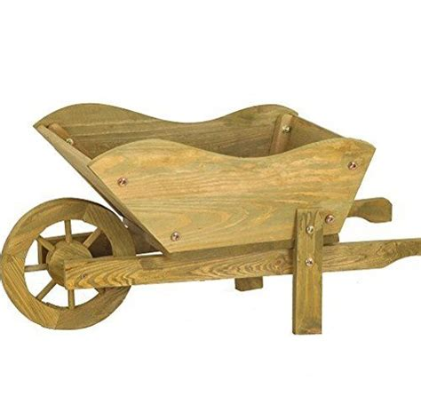 Decorative Wooden Wheelbarrow Planter by 25 Beautiful Wheelbarrow Planter Ideas On
