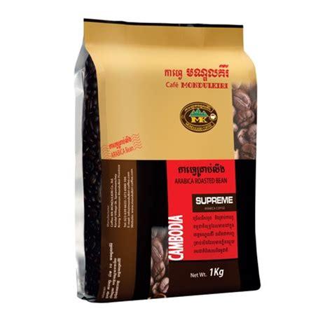 Kopi Arabika Solok Roasted Bean 1 Kg kaffee kot pfeffer