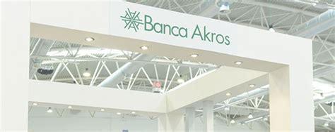 banca akros nuovo responsabile gestioni patrimoniali per banca akros