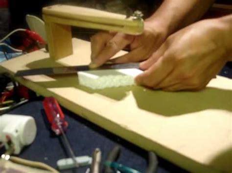 cortar foam cortadora de foam casera