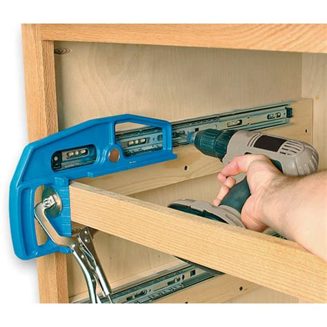 Kreg Drawer by Kreg Magnetic Drawer Slide Mounting Tool 701399 Ebay