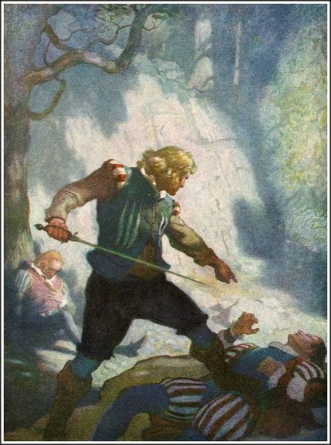 Painting C by 1000 Images About Nc Wyeth On Illustrations