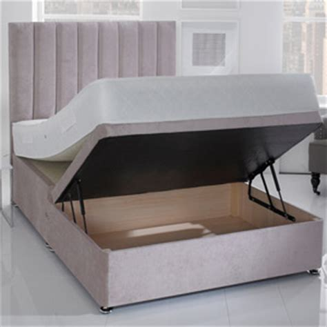 ottoman beds small double ottoman small double beds inc side opening bedstar