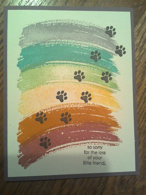 pet loss sympathy card template 269 best images about cards pet sympathy on