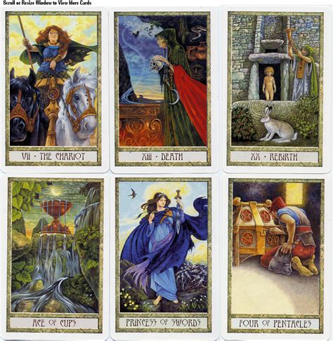 the druid craft tarot the druid craft tarot deck google search tarot tarot tarot decks and tarot cards