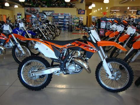 buy motocross bikes buy 2014 ktm 150 sx 150sx dirt bike on 2040 motos
