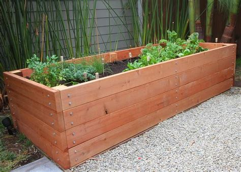 Wood Planter Box Plans Free by Redwood Planter Box Plans Plans Properties Of Cedar Wood Freepdfplans Pdfwoodplans