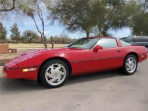 1989 chevrolet corvette 2 door coupe 133130