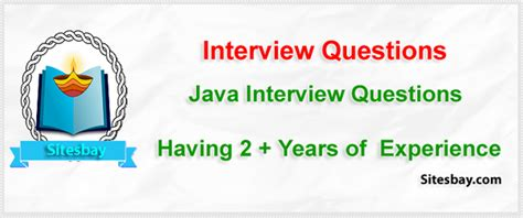 spring interview questions tutorialspoint what are some good sites for java interview questions for