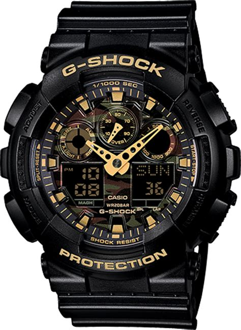 ga100cf 1a9 others mens watches casio g shock