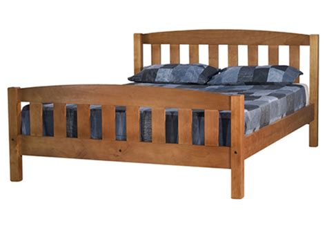 Bed Frame Shopping Tasman King Slat Bed Frame Contact Bed Shop