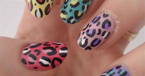 leopard nail art tutorial youtube leopard print nail art tutorial on youtube