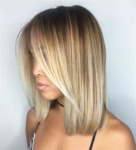 straight wiry hair hair cuts best 25 straight long bob ideas on pinterest lob