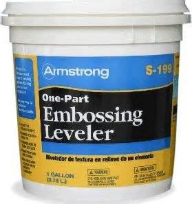 armstrong s 199 liquid underlayment one component