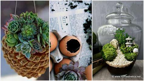 spring   creative diy garden projects