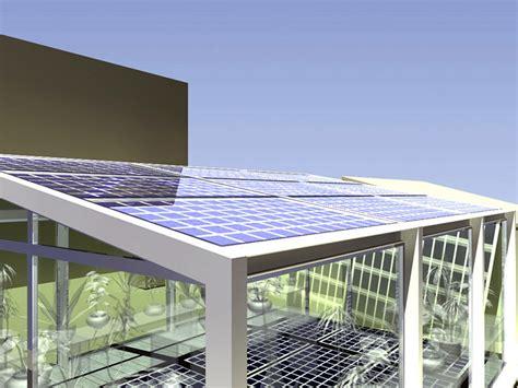 gazebo fotovoltaico gazebi fotovoltaici tecnotenda