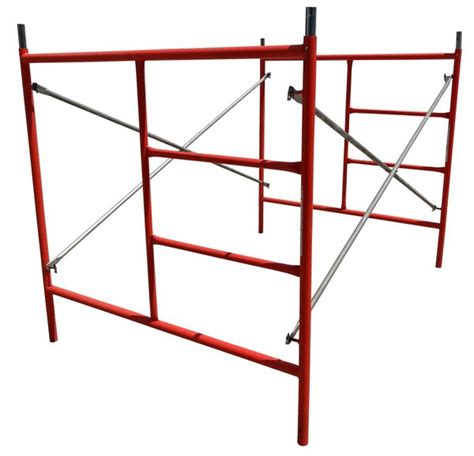 scaffolding sections scaffold section 3 heights anderson rentals