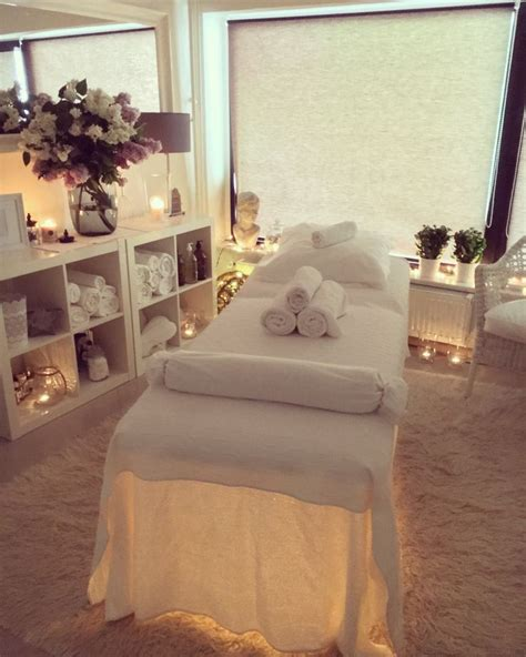 spa decor massage room decorating ideas iron blog