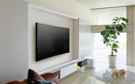 mount     flat panel tv