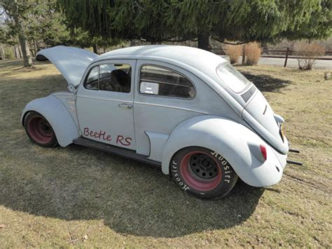 grey volkswagen bug 1963 volkswagen beetle custom lowered wide vw