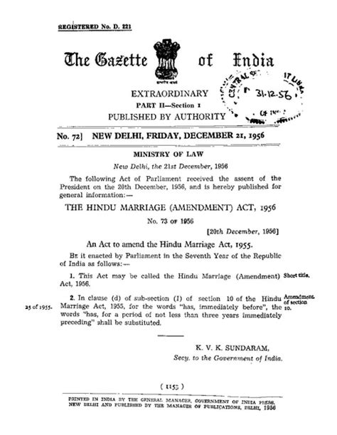 Section 19 Hindu Marriage Act by File Hindu Marriage Amendment Act 1956 Pdf Wikisource