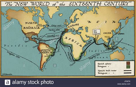 the treacherous world of the 16th century how the pilgrims escaped it the prequel to america s freedom books the new world of the 16th century map showing and