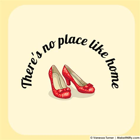 there s no place like home make it niftymake it nifty