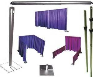 wedding backdrop stand 20ftx10ft telescopic wedding backdrop stand pipe and drape system ebay