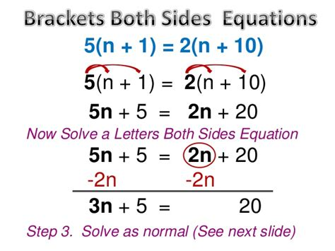 Multi Step Equations Worksheet Variables On Both Sides by 28 Worksheets With Equations With Variables On Both