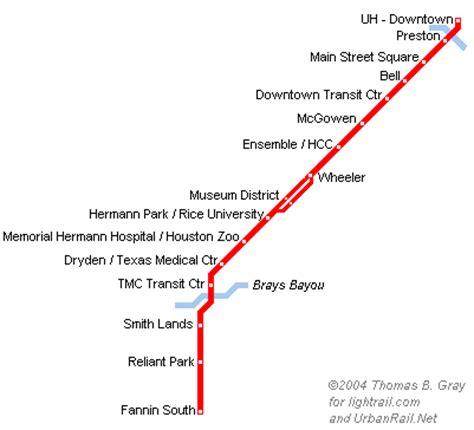 houston light rail map city of houston tx houston egov website rachael edwards