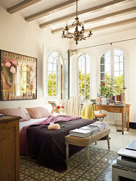charming comfortable bedroom interior design