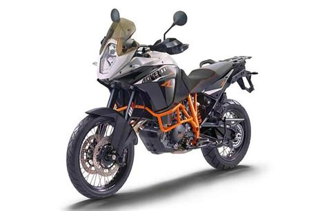 Ktm Touring Motorcycles Motorcycles Motorcycle News And Reviews Ktm Planning To
