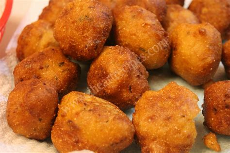 southern hush puppies southern hush puppies recipe i recipes