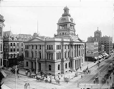 history of the byron white courthouse the tenth circuit