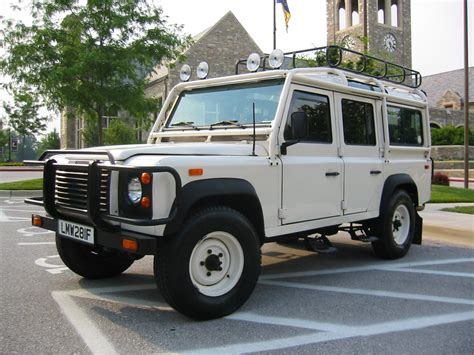 vintage range rover defender land rovers illegally imported seized by government