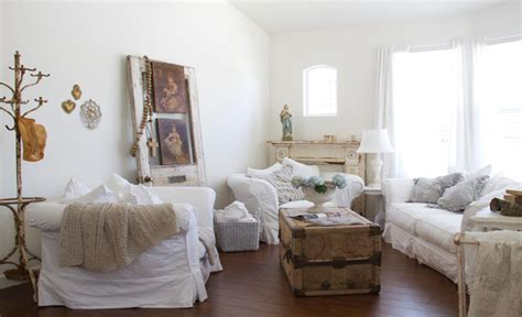how to get the look shabby chic