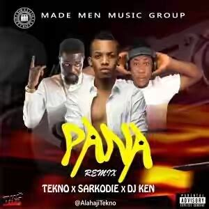 download mp3 dj cuppy ft tekno download mp3 tekno pana remix ft sarkodie dj ken