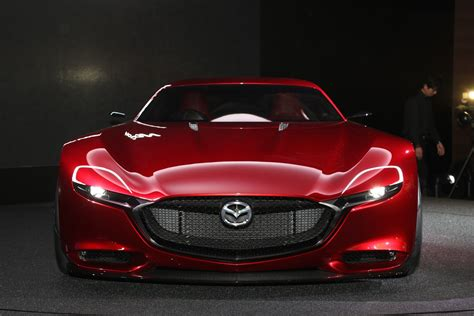Mazda Rx Vision And Now The Bad Motor Trend