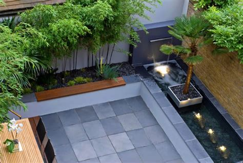 contemporary backyard beautiful roof gardens and landscape designs