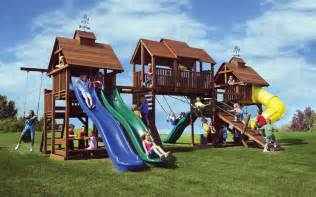 how to treat your play set to stain or not to stain