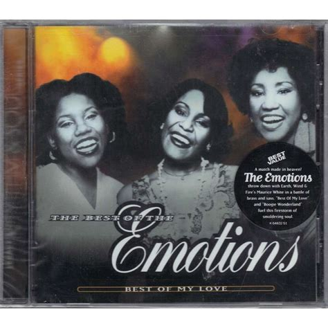 best of my emotions best of my the best of the emotions by emotions cd