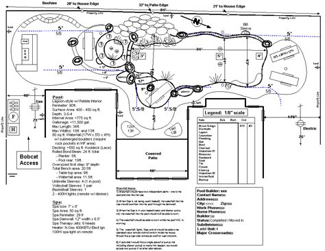 pool plan build your own pool how i built my own swimming pool